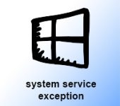 system service exception windows 10 как исправить